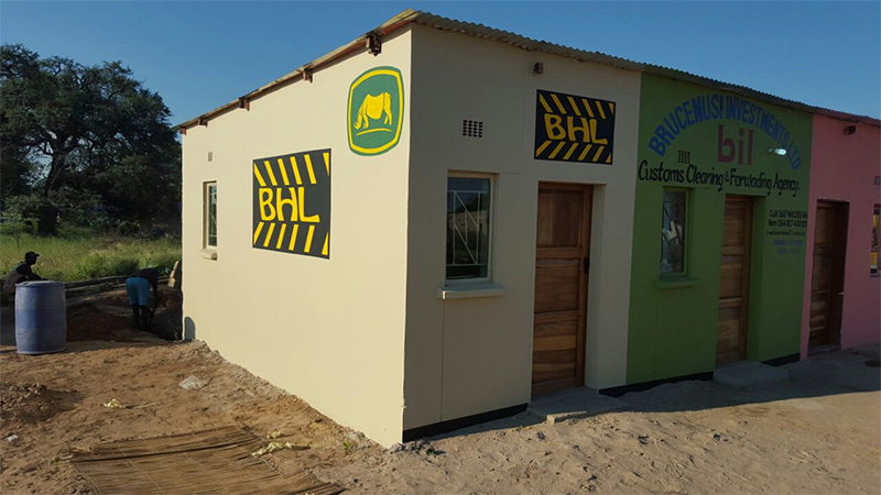 Katima Mulilo Office