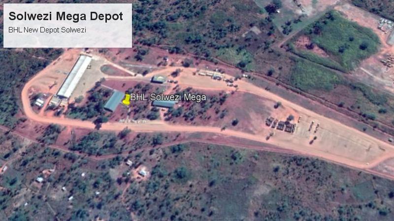 Solwezi Mega Depot