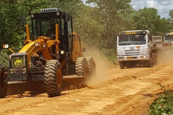 Road Construction and Community Projects